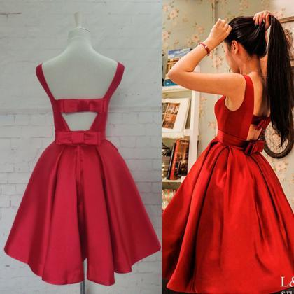 Red Homecoming Dress,Red Homecoming..