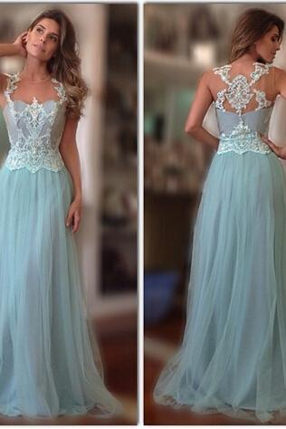 Prom Dresses EVENING DRESSES Lace Prom Dress 2016 Prom Dresses A Line Prom Dresses