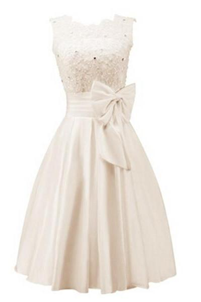 The Charming Beading Homecoming Dresses,A-Line Graduation Dresses,Homecoming Dress,Short/Mini Homecoming Dress