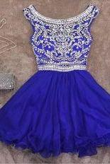 Homecoming Dress,Homecoming Dresses,Beading Homecoming Gowns,Short Prom Gown,Sweet 16 Dress,Homecoming Dress,Cocktail Dress,Evening Gowns