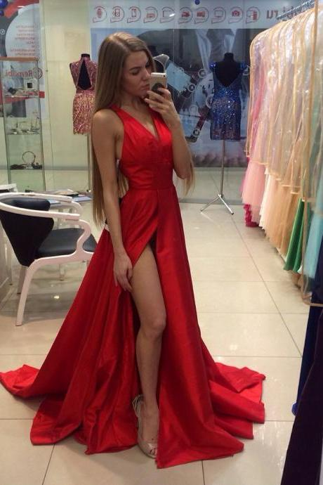 Prom Dresses,Evening Dress,Party Dresses,Red Prom Dresses,Evening Dress,Prom Dress,Backless Prom Dresses,Charming Prom Gown,Cheap Prom Dress,Open Back Evening Gowns for Teens