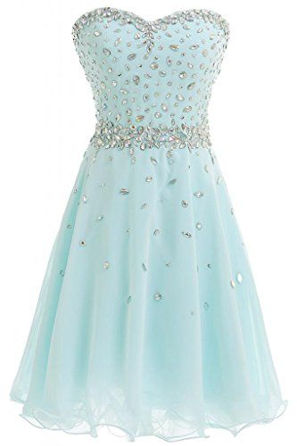 Homecoming Dresses,Charming Homecoming Dress,Beading Homecoming Dress,Chiffon Homecoming Dress, Cute Short Prom Dress